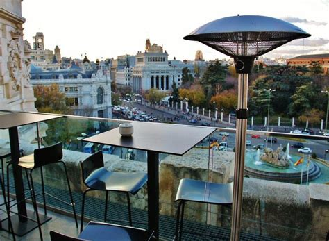 10 Amazing Rooftop Terraces Overlooking Madrid! - Citylife ...