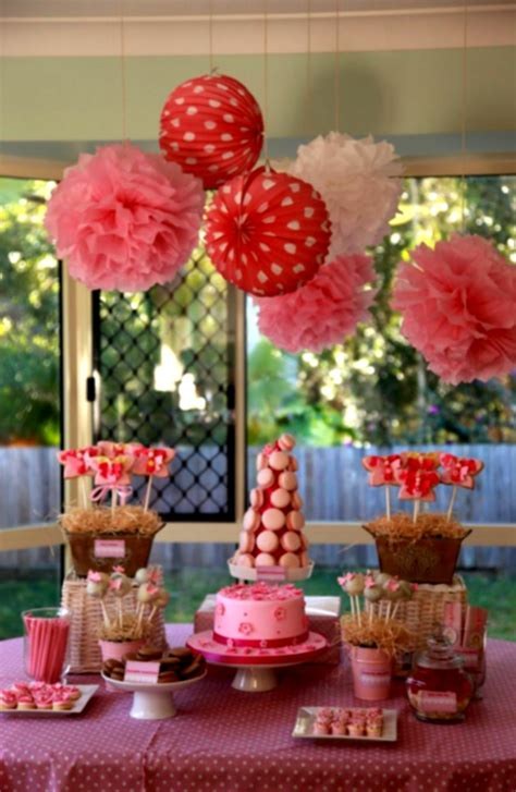 1st Birthday Decoration Ideas At Home For Party Favor ...