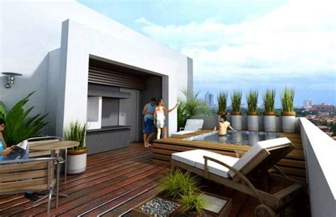 5 Ideas para decorar terraza moderna