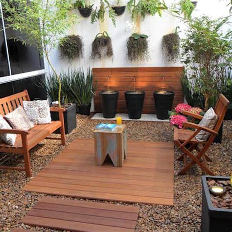 Decorar patios interiores pequenos - Decoracion patios pequenos ...