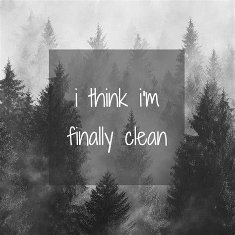 8tracks radio | i think i'm finally clean (13 songs ...