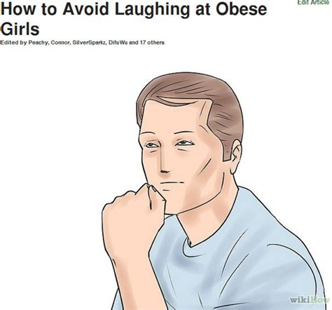 Avoid laughing | WikiHow | Know Your Meme