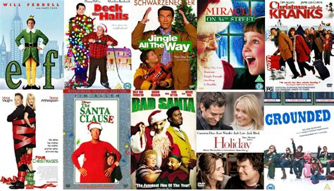 Best Christmas Films To Watch | NUBI