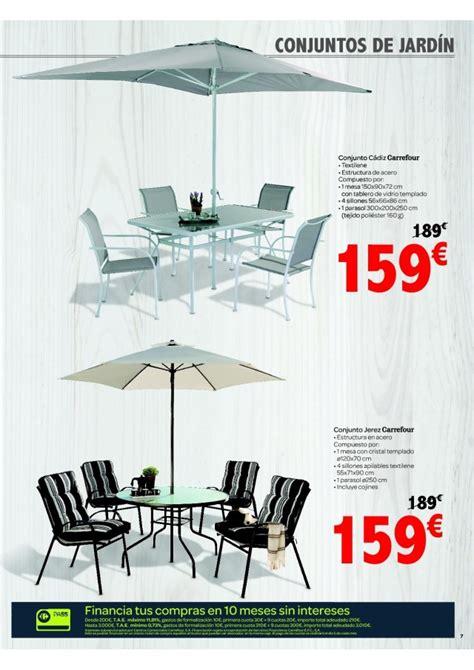 Carrefour Muebles De Jardin Descargarimagenes Com