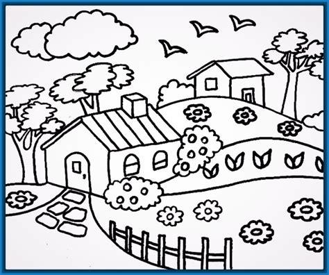 Imagenes Para Colorear Infantiles Descargarimagenescom