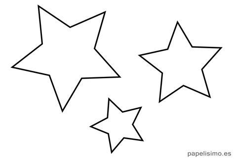Plantillas De Estrellas Para Decorar.Plantillas De Dibujos Para Imprimir Descargarimagenes Com