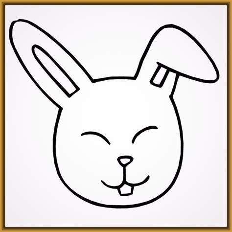 Imagenes De Conejos Faciles De Dibujar Archivos Imagenes