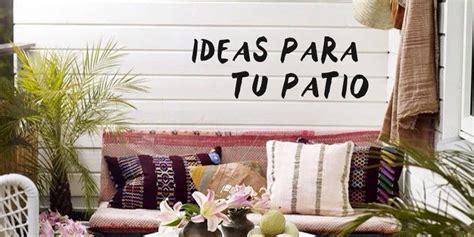 Ideas Para Decorar Patios Descargarimagenescom