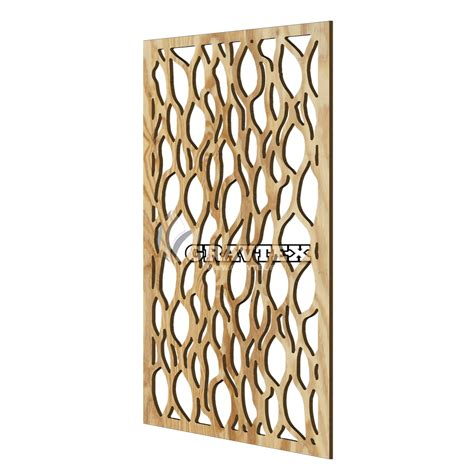 Decorative wall panel CELLO
