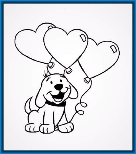 Dibujos De Amor Faciles Descargarimagenescom