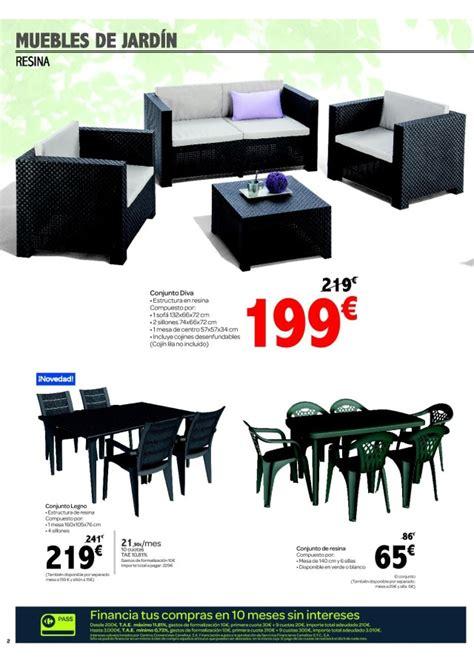 Muebles De Jardin Carrefour Outlet - DescargarImagenes.com