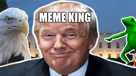 Donald Trump: Meme King 2016 - YouTube