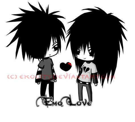 Download Free Wallpapers: Emo love