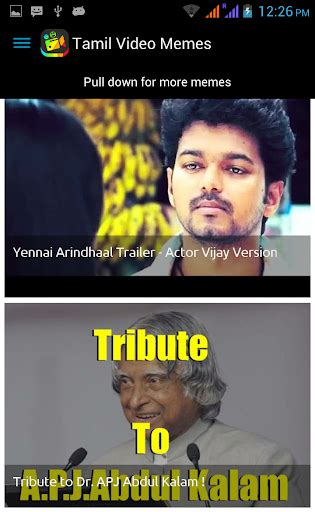 Download Tamil Video Memes for PC