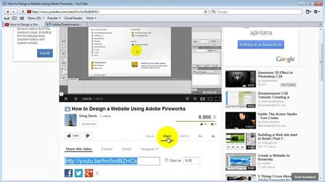 Embed a YouTube Video On Your Website - YouTube