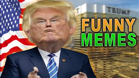 FUNNY DONALD TRUMP COMPILATION (Funny Moments and Dank ...