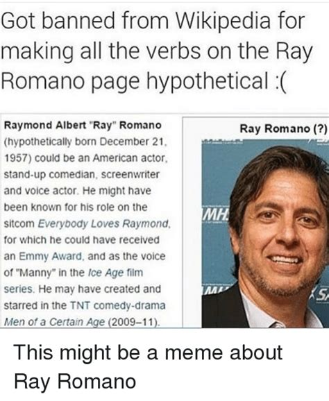 Funny Everybody Loves Raymond Memes of 2016 on SIZZLE