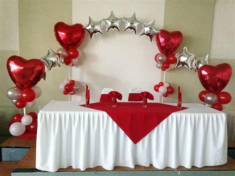 Decoracion Con Globos Para Boda Descargarimagenescom - Adornos-con-globos-para-bodas
