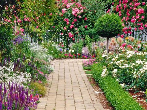 Growing the Best Flowers in Town | Landscaping - Gardening ...