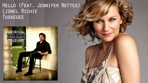 Hello (Feat. Jennifer Nettles) by Lionel Richie - YouTube