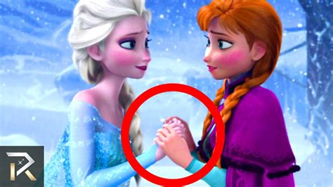 Hidden Messages In Popular Kids Movies - YouTube