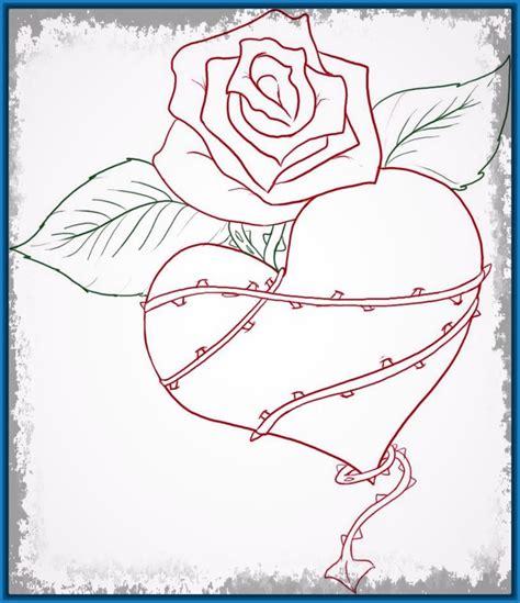Imagenes Para Dibujar De Amor Descargarimagenes Com