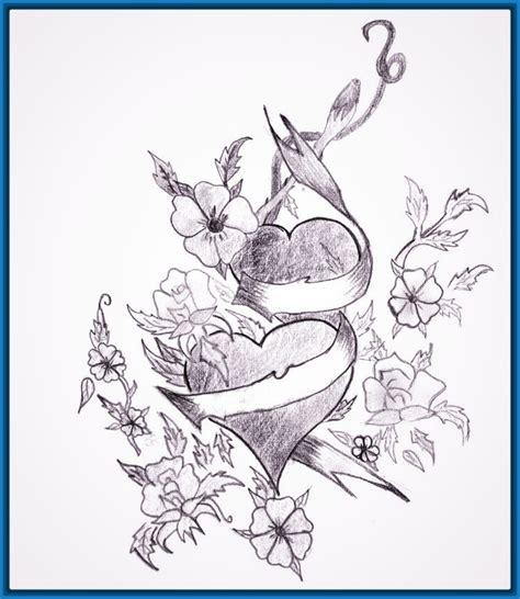 Dibujo Para Dibujar A Lapiz Descargarimagenescom
