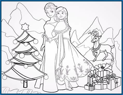 Imagenes Para Pintar De Frozen Descargarimagenescom