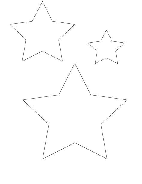 Plantillas Estrellas Para Decorar.Plantillas De Dibujos Para Imprimir Descargarimagenes Com