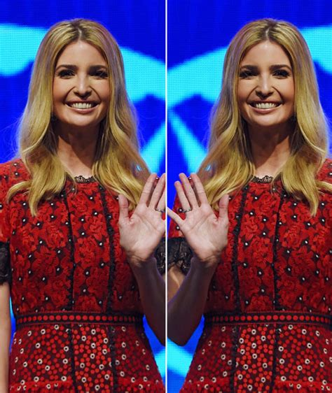Ivanka Trump, Donald Trump's daughter, steps out in ...