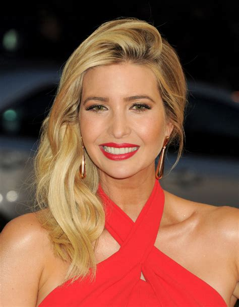Ivanka Trump Latest Photos - CelebMafia