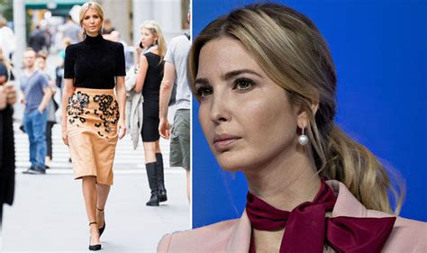 Ivanka Trump news: Donald Trump's daughter left red-faced ...