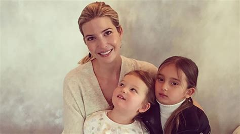 Ivanka Trump's family is a sensation on Instagram