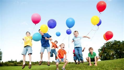 Kids Party Games | Balloon games | Essential Kids