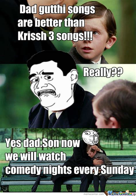 Krissh3 Songs Vs Gutthi Songa by adityamj07 - Meme Center