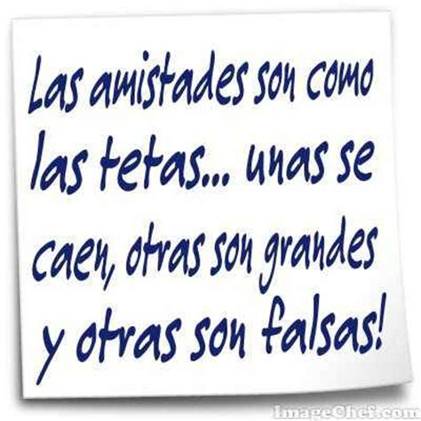 La amistad y sus comparaciones | funny and cute quotes ...