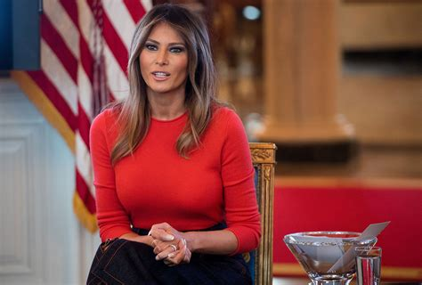 Melania Trump Has 'No Worry' Over Student's Accident While ...