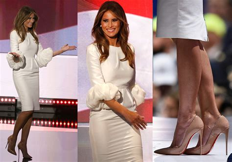 Melania Trump, la First Lady top model, plus belle, plus ...