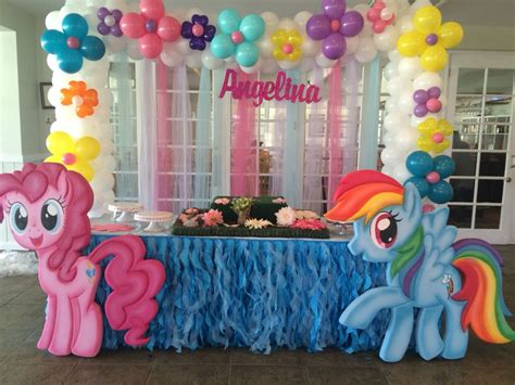 My Little Pony Birthday decoration | Party Decoration ...