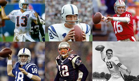 NFL: Top QBs of All-Time | Sports Unbiased