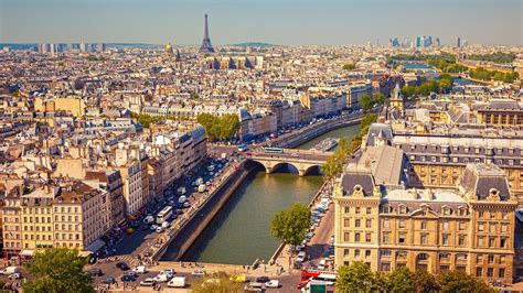 Paris France Video Tour • One of the World's Truly Great ...