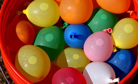 Plan a Water Balloon Fight | 41 Outdoor Activities to Get ...