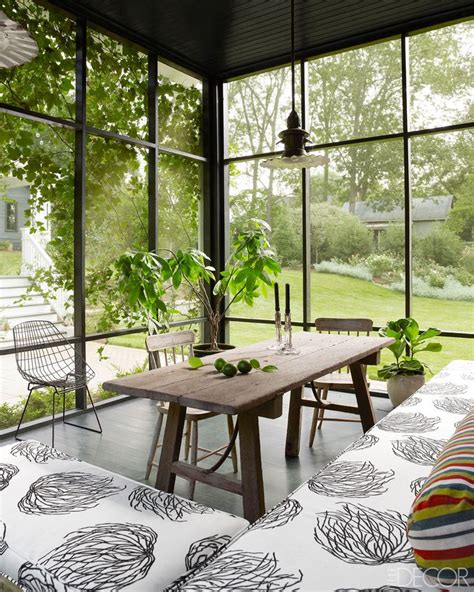 Porches cerrados | Decorar tu casa es facilisimo.com