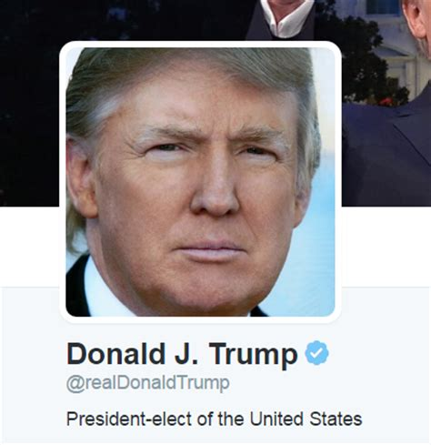 President-elect @realDonaldTrump comes alive on Twitter ...