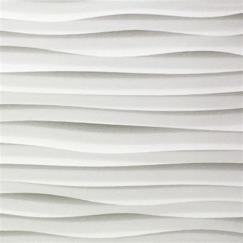 Sand Dune Inspired Decorative Wall Panel Featuring Wavy 3d ...