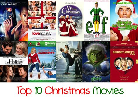 Sew In Love: Top 10 Christmas Movies