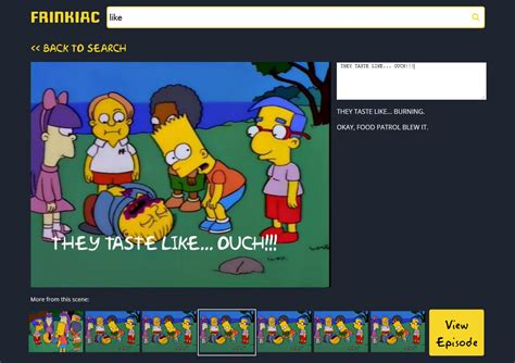 Simpsons Meme Generator and Search Engine. Woo Hoo ...
