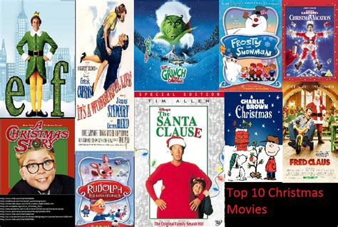 Ten Best Christmas Movies – Mehlville Media