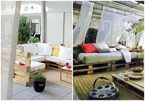 TERRAZA CHILL OUT - ECOdECO Mobiliario