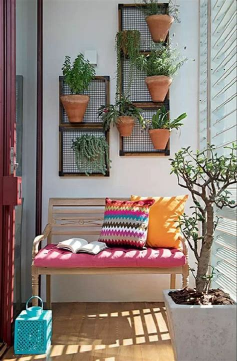 Terrazas decoradas con plantas, ideas originales